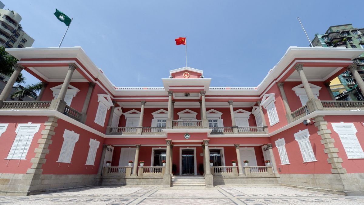 Macau government backs central authorities' move on national security law for HK