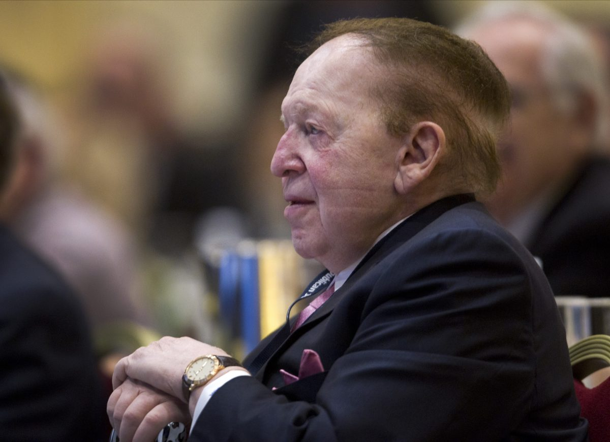 Sands Chairman Adelson 'saddened' by passing of Dr. Stanley Ho