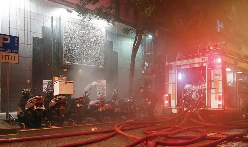 Thai restaurant kitchen gutted by fire