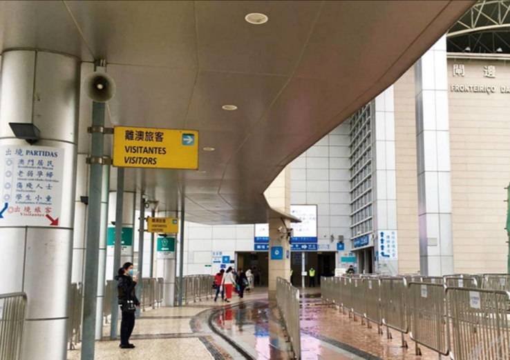 Macao Health Code holders can pass through Barrier Gate e-channels