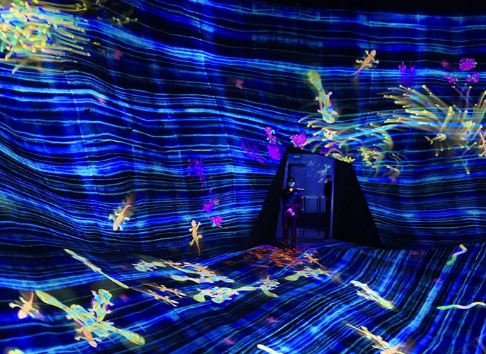 teamLab creates 'SuperNature' experience for Macao audience