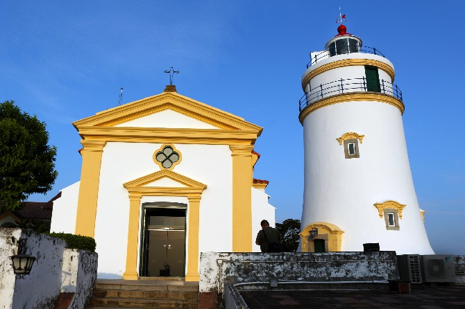 Organisation 'distressed' with IC reply on Guia Lighthouse