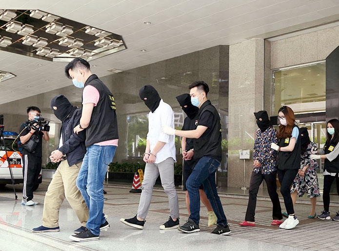 8 nabbed for at least MOP-497,000 health voucher fraud