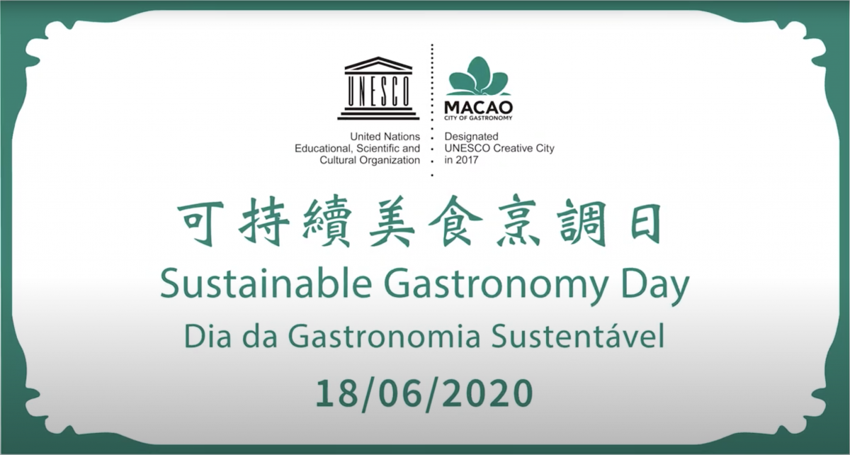 MGTO releases video to promote Sustainable Gastronomy Day