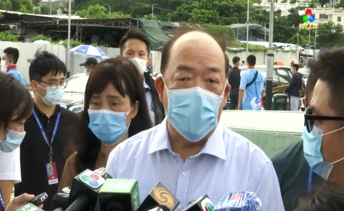 Ho expects cash handout to continue next year