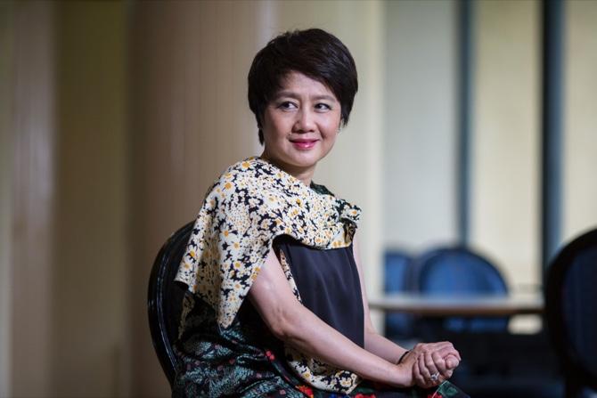 Angela Leong clarifies son's situation