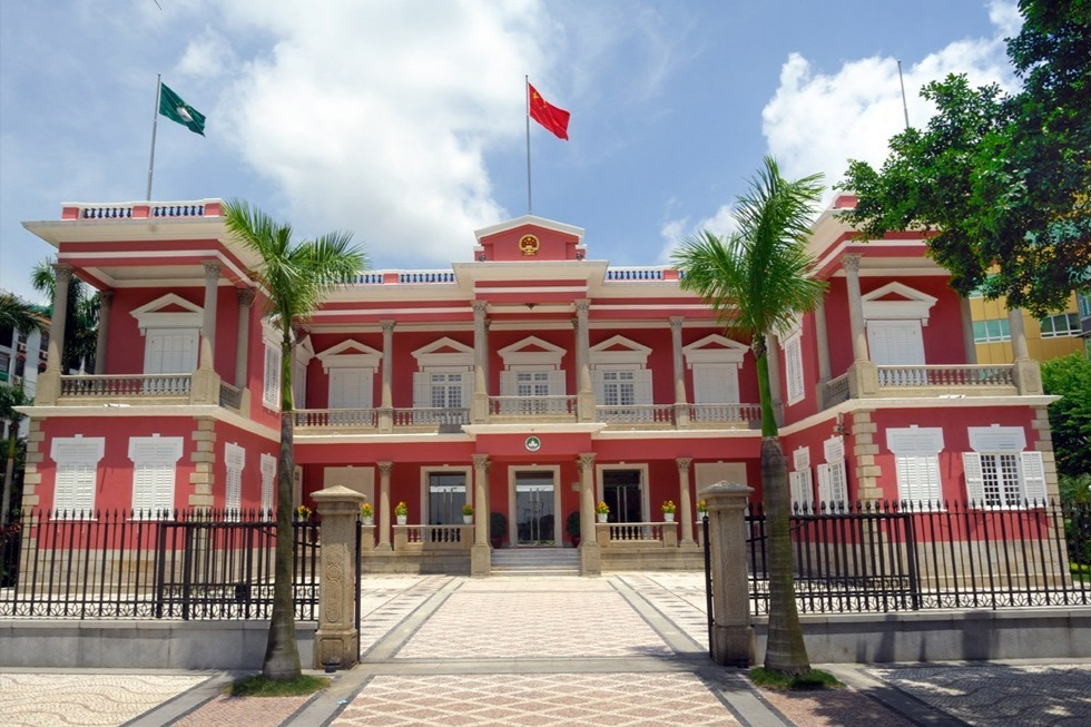 Macao 'firmly supports' Beijing's national security legislation for Hong Kong