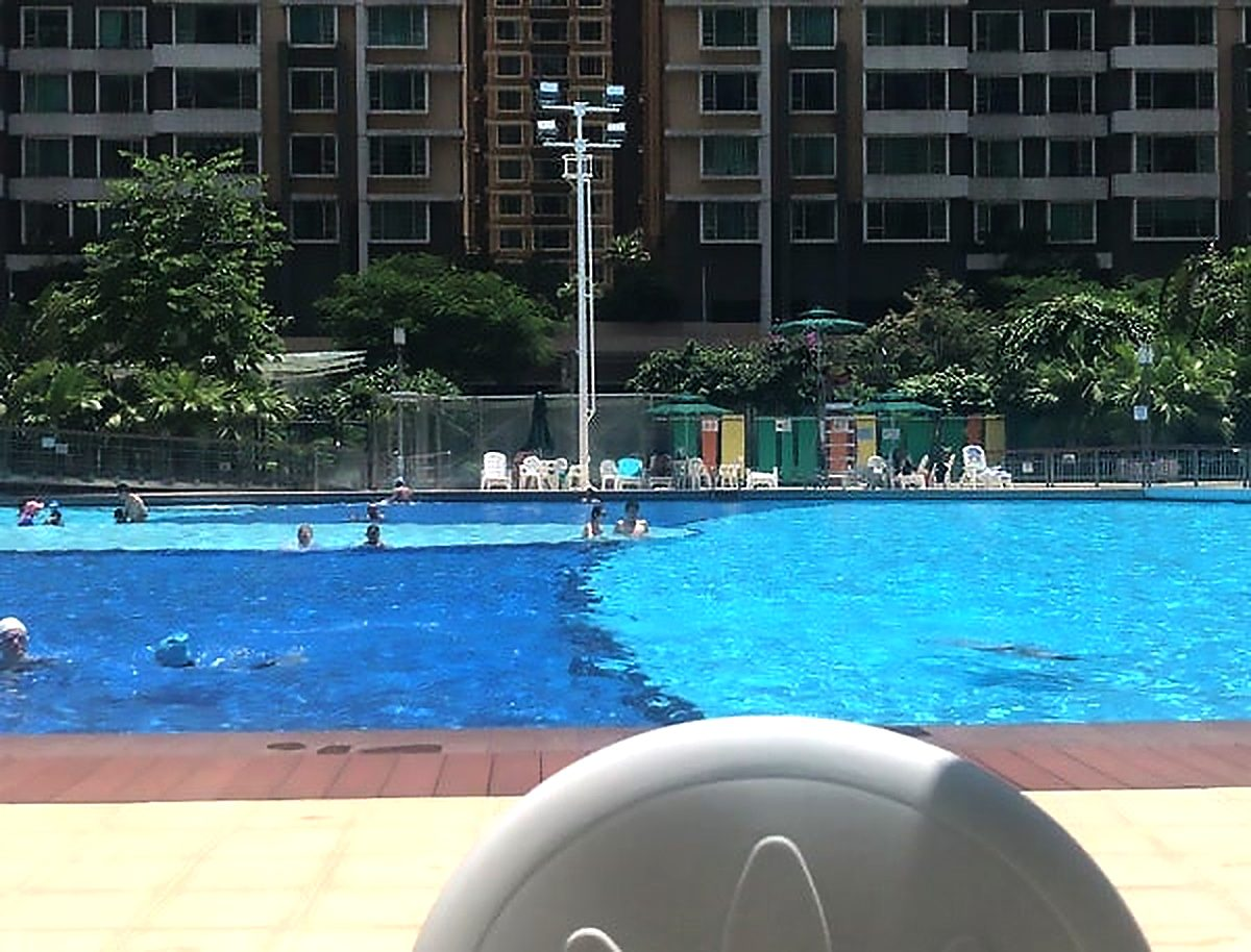 More swimmers allowed at swimming pools