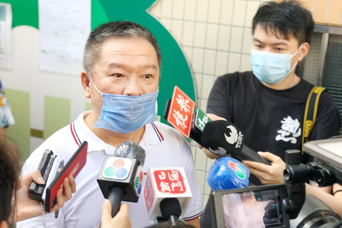 Group, philanthropist stop payments for Sin Fong reconstruction