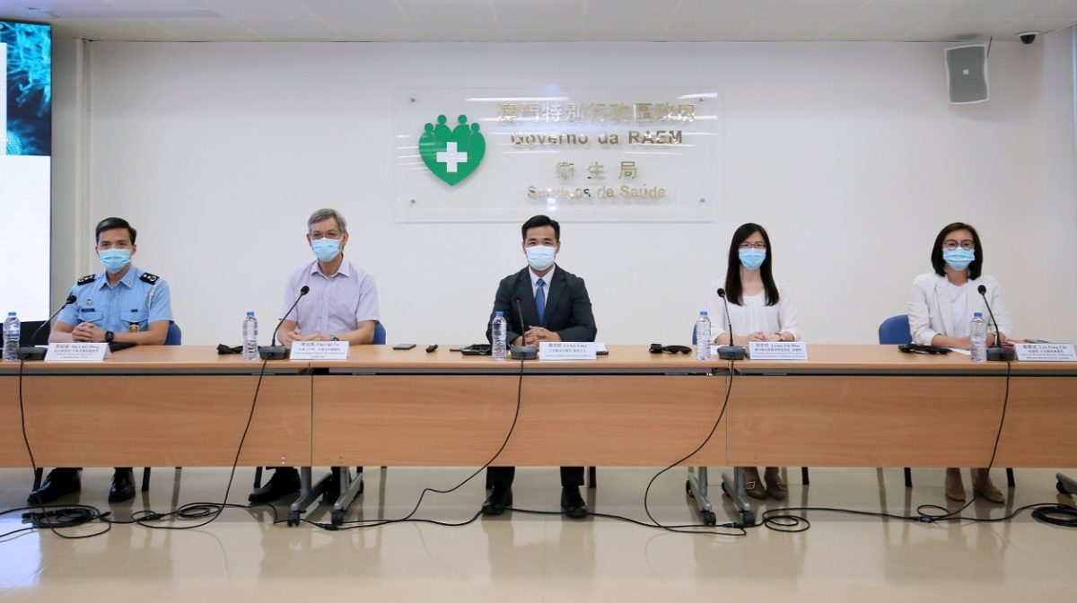 One more Filipina from Macao tests positive for COVID-19 in Philippines, 8 quarantined