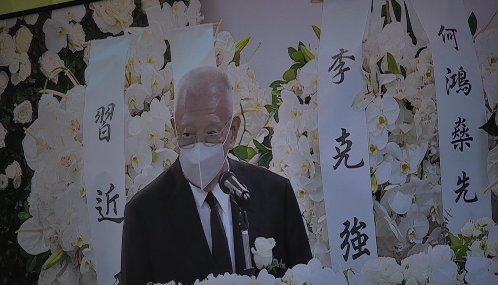High-profile figures attend Stanley Ho funeral in Hong Kong