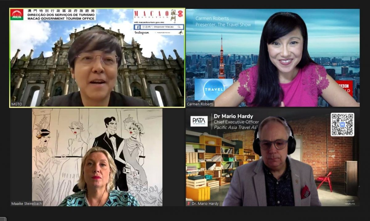 PATA features MGTO as destination partner in Dream to Travel Festival