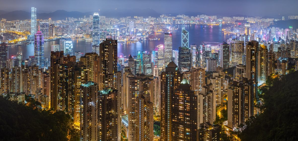 Another record surge of COVID-19 cases in Hong Kong