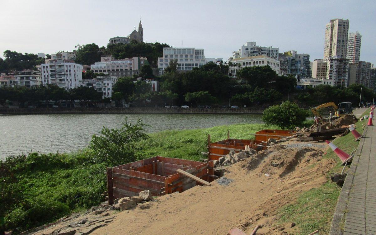 IAM vows to improve Sai Van Lake's coastal areas