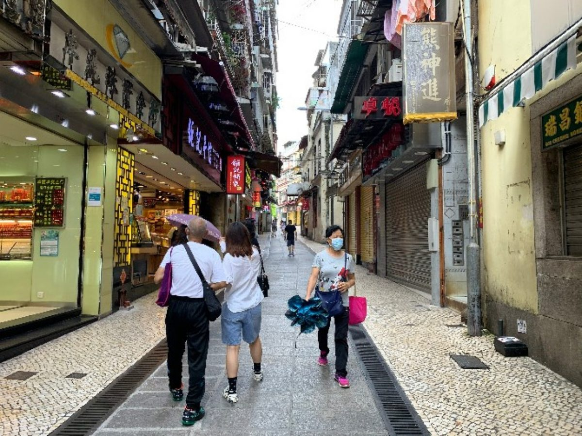 Commercial property rents in Central Macao retreat to 2010 levels