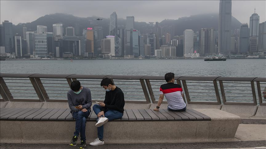Hong Kong registers 106 new COVID-19 cases, down by more than a quarter from previous day's high