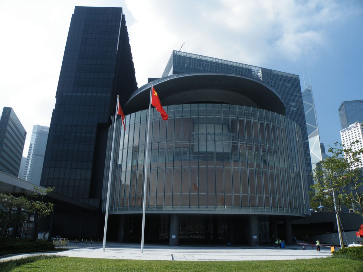 Hong Kong Legco election could be delayed for a year