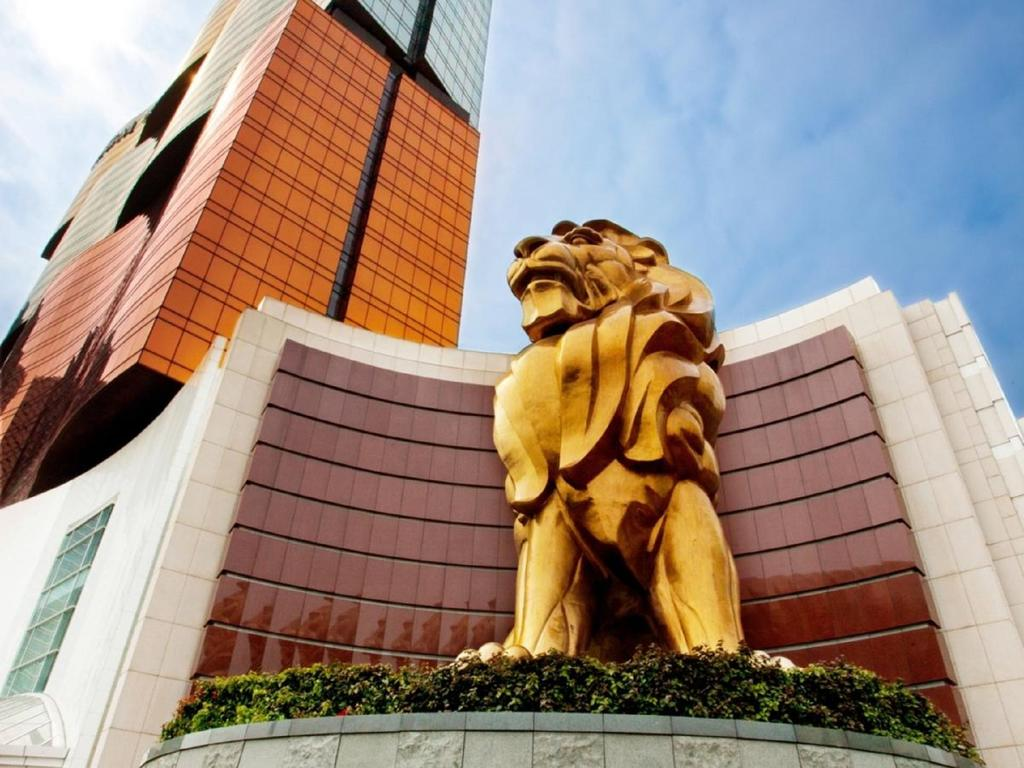 MGM China revenues fall 95% in Q2