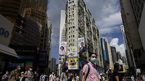 Covid-19 cases Hong Kong