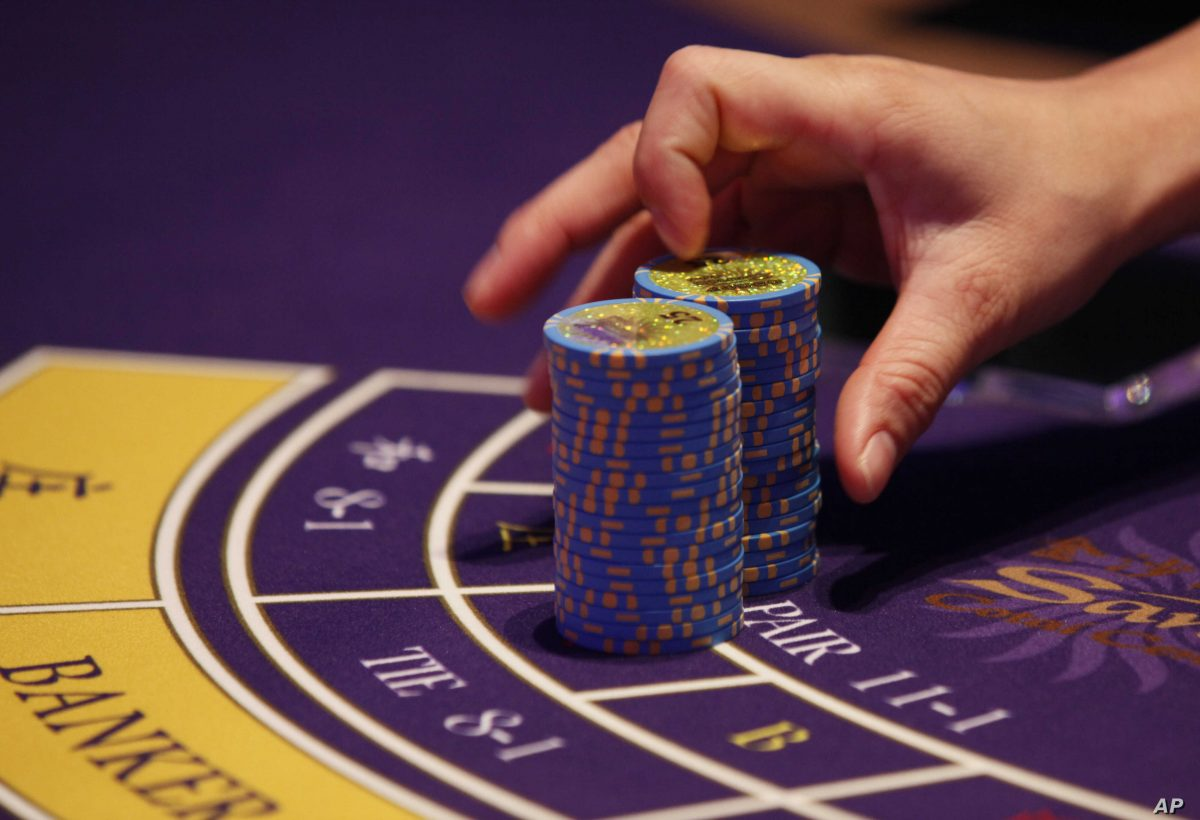 25,000 casino workers tested for COVID-19, all negative