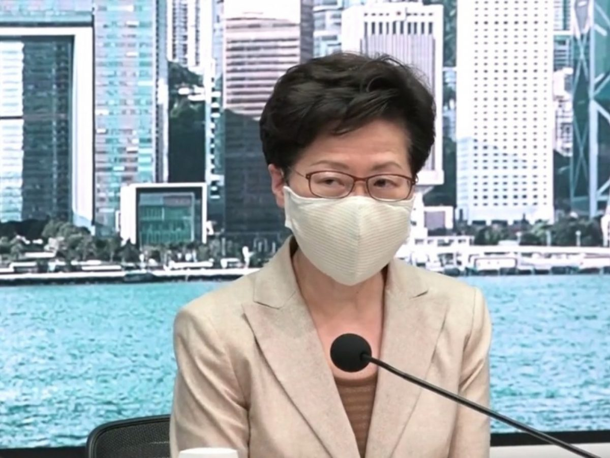 Hong Kong: Masks made stricter and civil servants to work from home