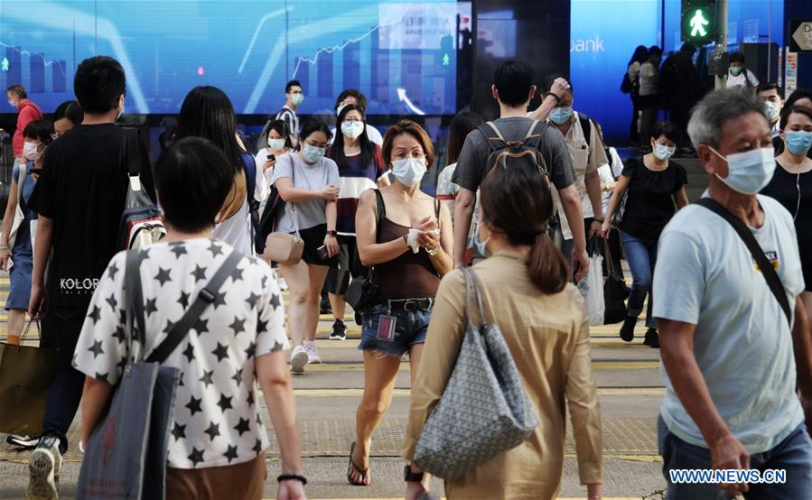 COVID-19 cases in Hong Kong surpass 4,000