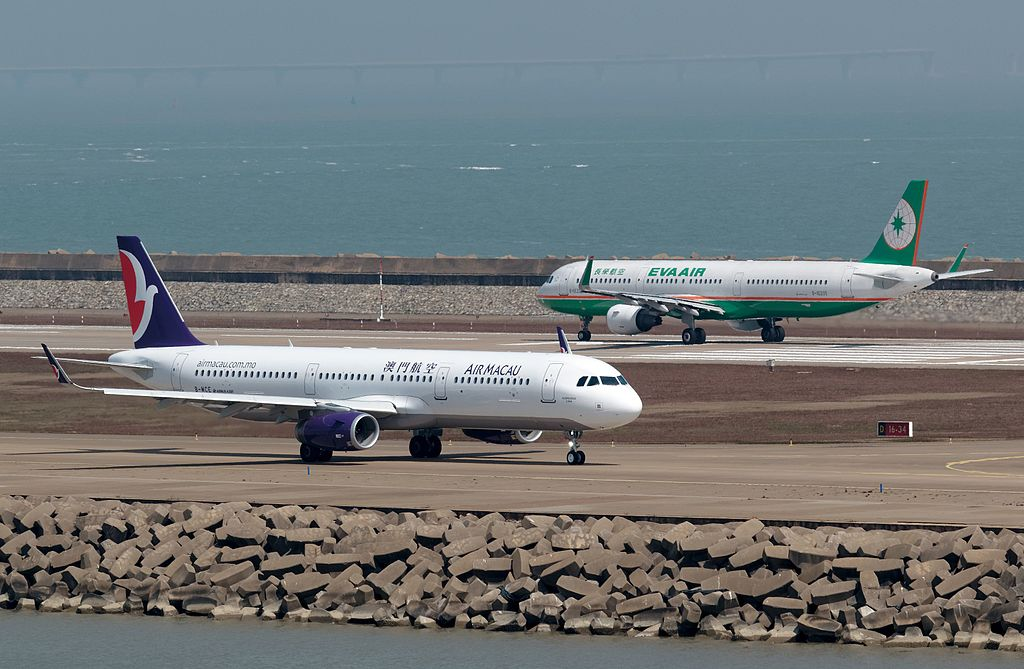 EVA Air to operate flights from Macao (Update)