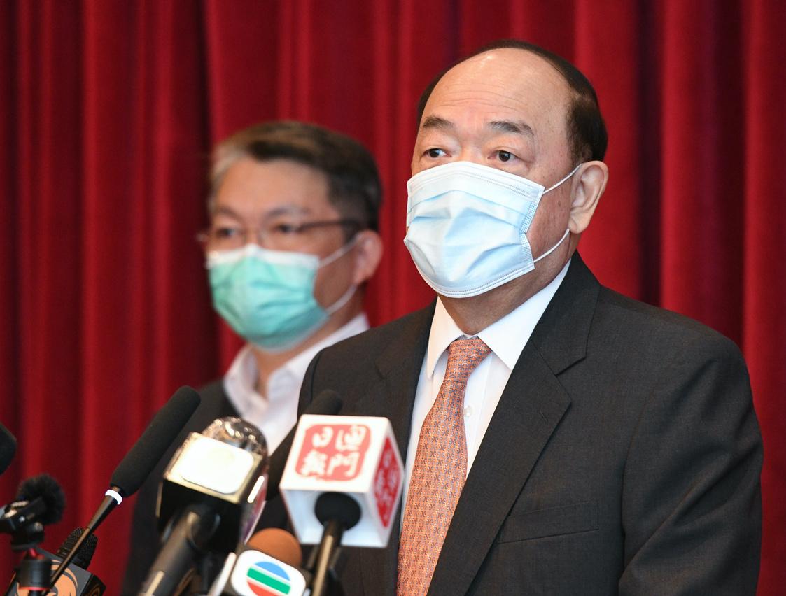 Covid-19 prevention Macao