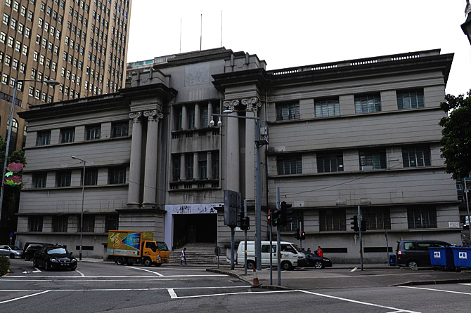 Government axes library project for old courthouse (Update)