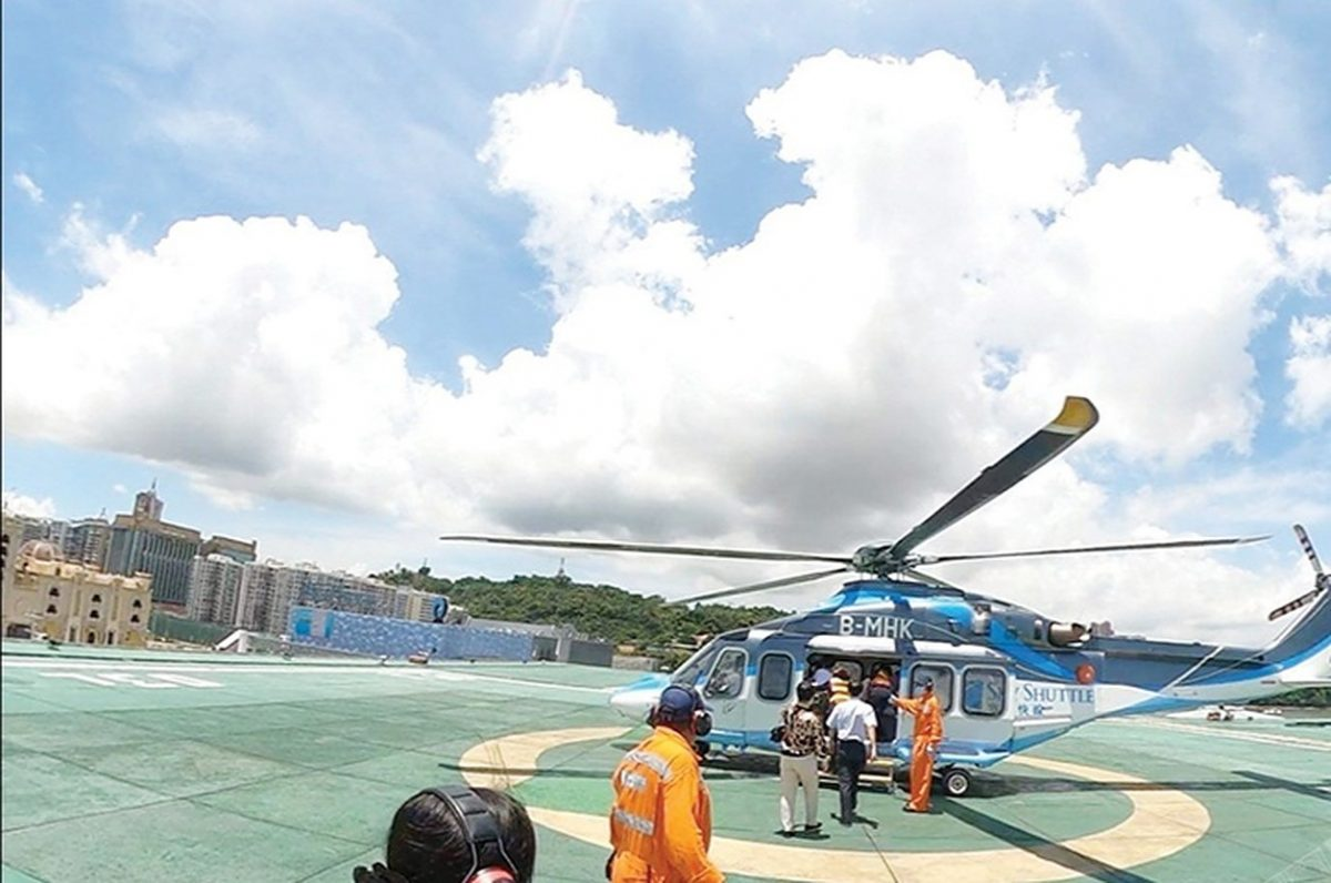 Government sets 2nd round lucky draw for chopper ride hopefuls