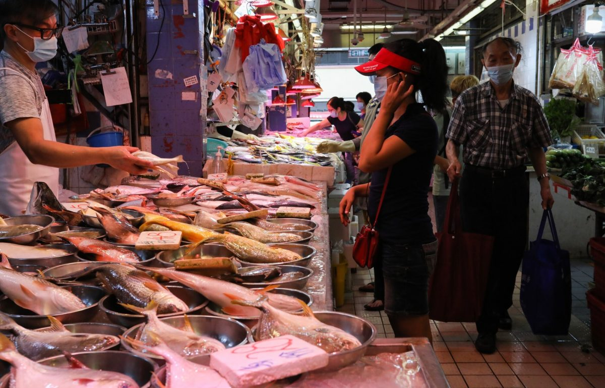 COVID-19 clusters at Hong Kong wet markets spark fears of wider outbreak