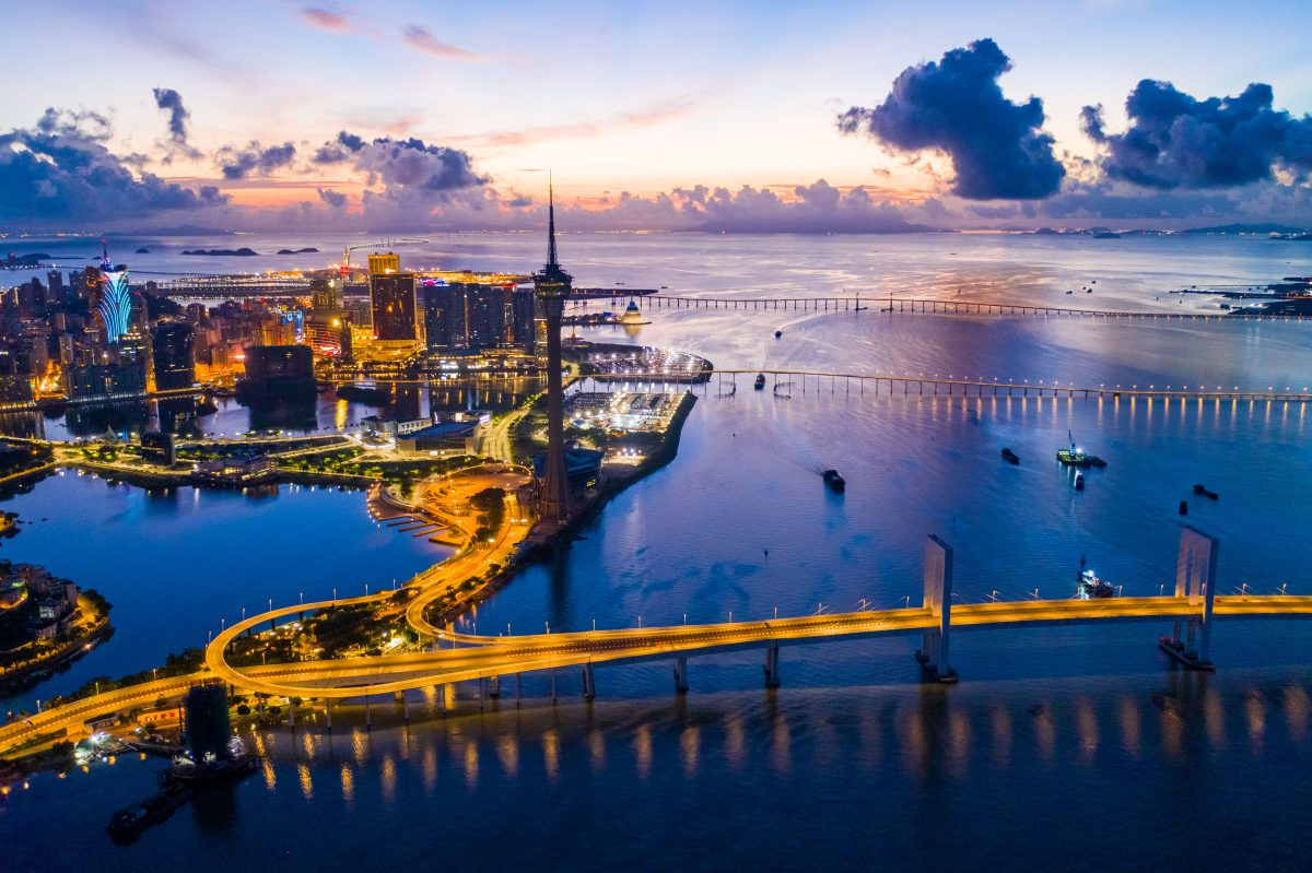 Macao's GDP dropped 67.8% in Q2