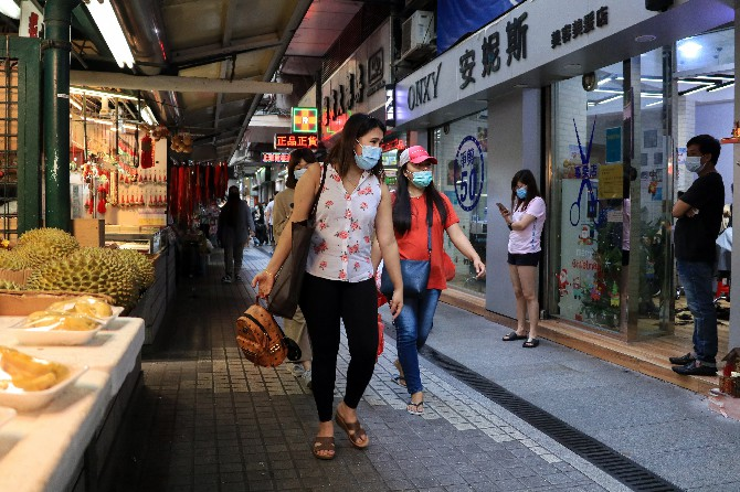 COVID-19 impact reduces Macao population by nearly 11,000