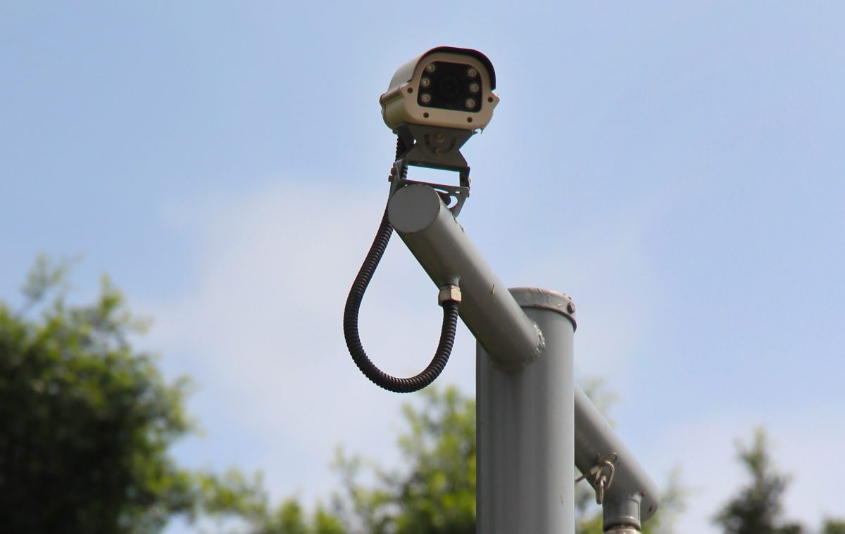An additional 800 video surveillance cameras to be installed across the city from today onwards