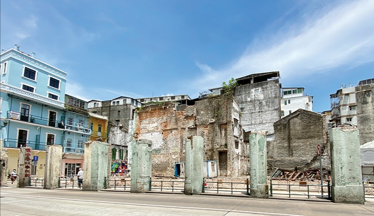Group urges graft busters to probe Lok Kok Teahouse demolition