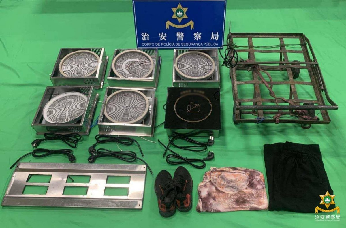 Woman, 71, steals 6-plate induction stove, sells parts