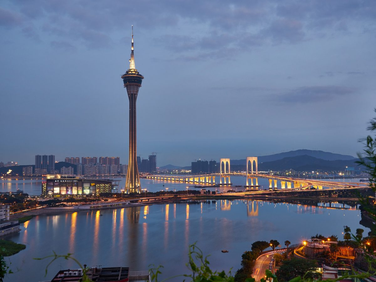 Macao to recover in 2021, reliant on Chinese tourism