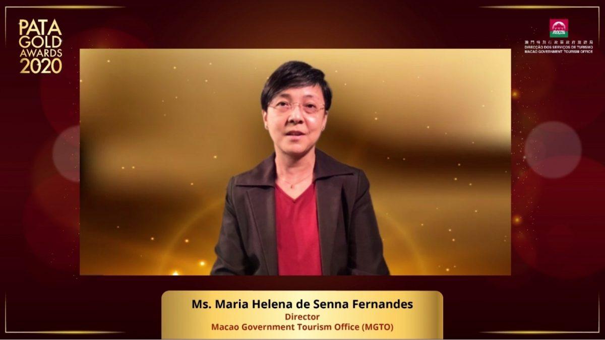 Macao receives four PATA Awards