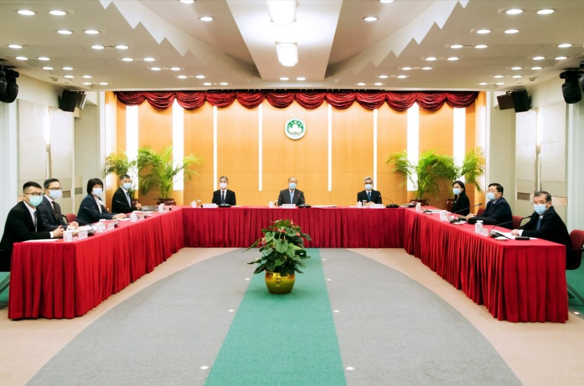 National security defence commission holds this year's 2nd session