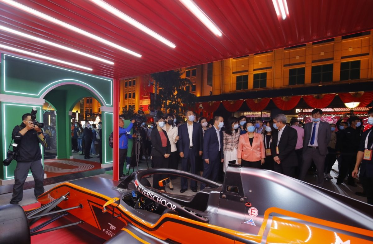 Beijing Macao Week started today to attract more visitors