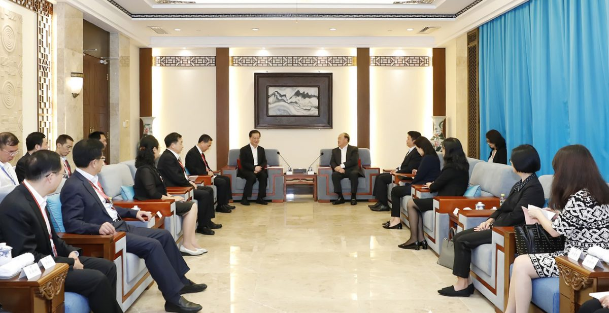 Macao wants to strengthen cooperation with Fujian and Jiangxi
