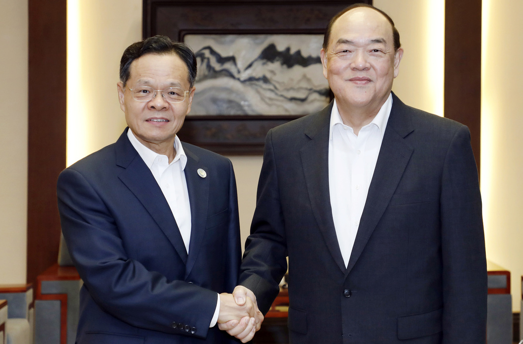 Ho promotes Guizhou and Guangxi cooperation ties with Macao during Hainan visit