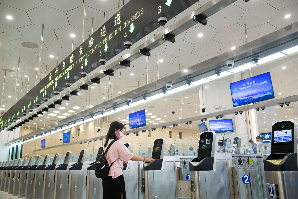 Only 47% of mainland Chinese travellers willing to get tested for a Macao trip