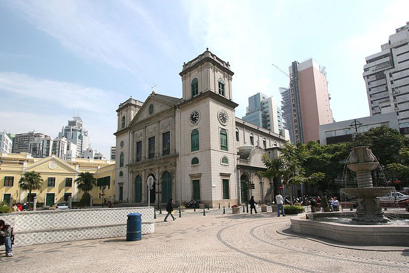 Macau Cathedral to close in October for renovation