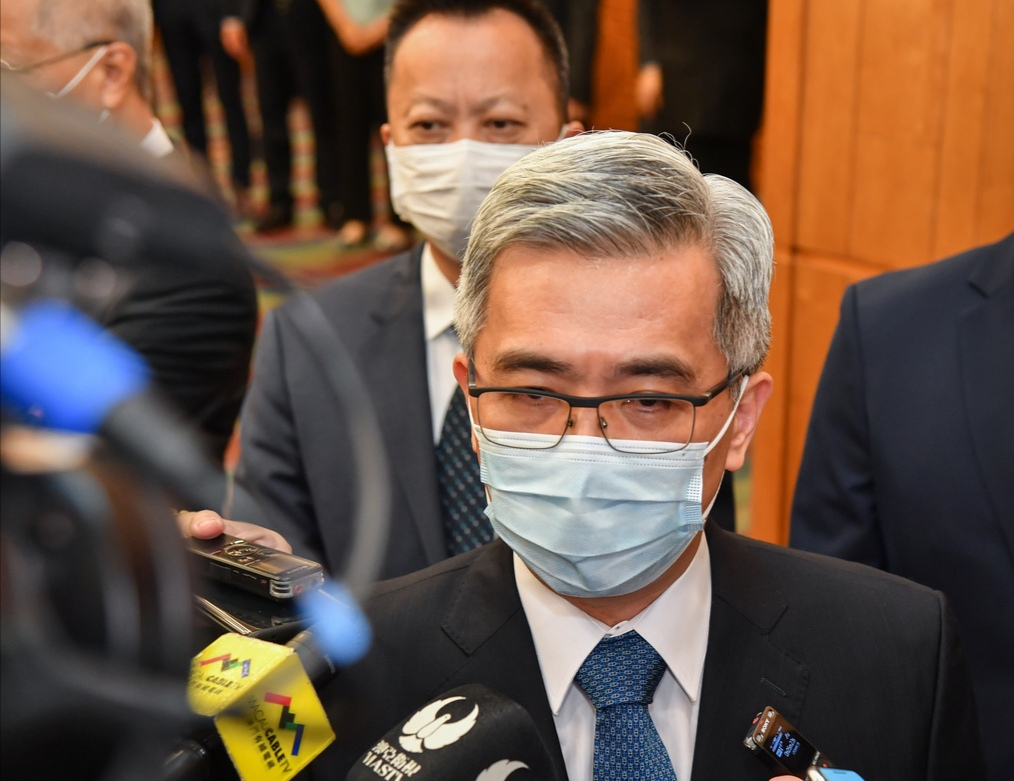 No timetable yet for mutual recognition of Macao Health Code by more mainland areas