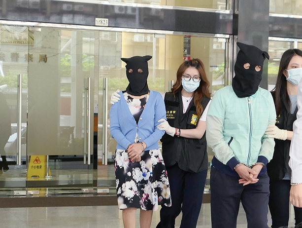 Sisters caught for pyramid scheme cheating 7 investors out of MOP 3.69 million