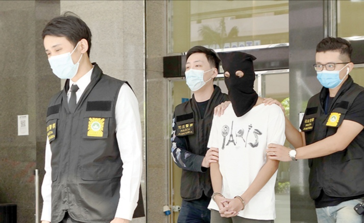 Jobless youth cheats victims out of MOP 4,800 in bogus sex service scam