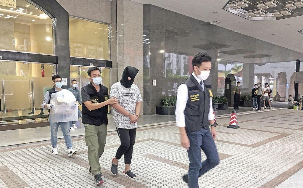Man busted for MOP 1.64 million drug trafficking
