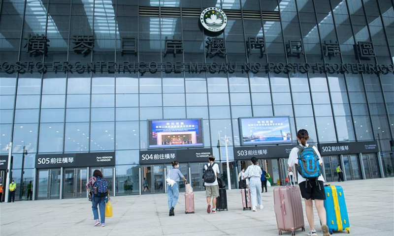 Golden Week visitor arrivals to Macao  drop 87.2% in first 2 days