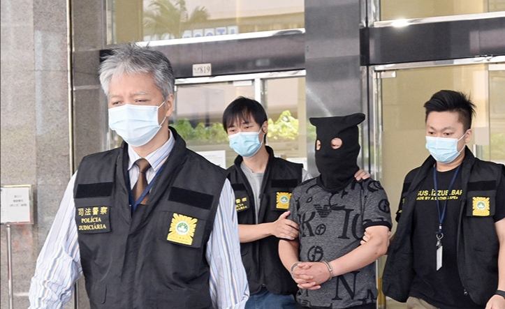 Mainlander nabbed for stealing client's chips worth HK$570,000 3 years ago